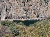 Douro by train