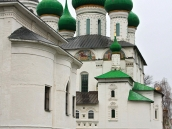 Tolga monastery